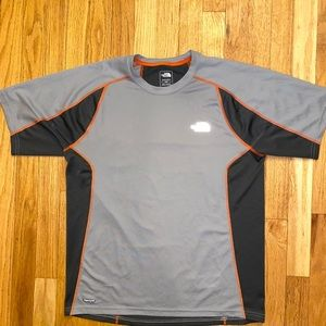 The North Face men's athletic tee